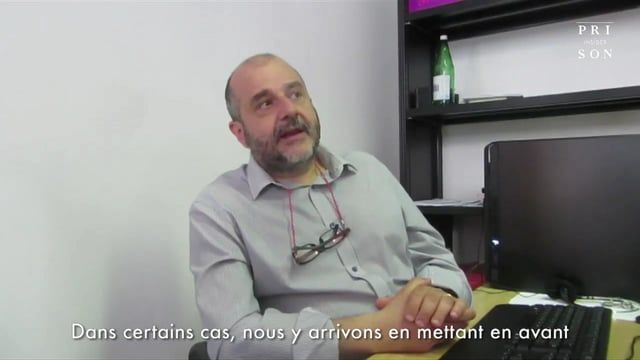 Interview de Patrizio Gonnella de l'association Antigone